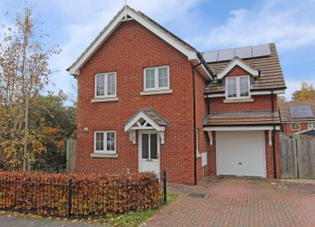 Thumbnail 4 bed detached house for sale in Garland Way, Totton, Southampton