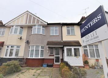 Thumbnail 3 bedroom terraced house to rent in Belvedere Avenue, Ilford