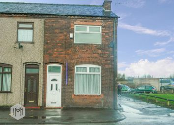 Thumbnail 2 bed terraced house to rent in Kirkhall Lane, Leigh