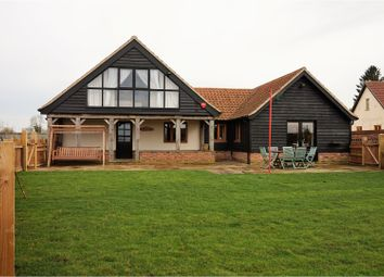 Thumbnail 5 bedroom barn conversion for sale in Besthorpe, Attleborough