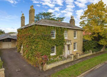 Thumbnail 5 bed detached house for sale in High Street, Landbeach, Cambridge