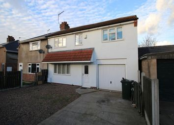 Thumbnail 3 bed semi-detached house to rent in Poplar Road, Dunscroft, Doncaster
