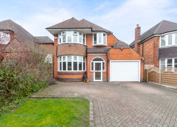 Thumbnail 5 bed detached house for sale in Dorchester Road, Solihull