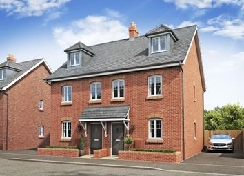 "Thumbnail 3 bed terraced house for sale in ""Kirkwood"" at Great Denham, Bedford"