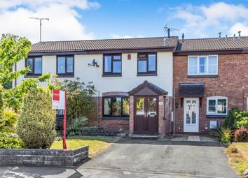 Thumbnail 3 bed town house for sale in Comfrey Close, Stoke-On-Trent, Staffordshire