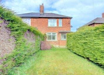 Thumbnail 3 bed semi-detached house for sale in South View, Lesbury, Alnwick