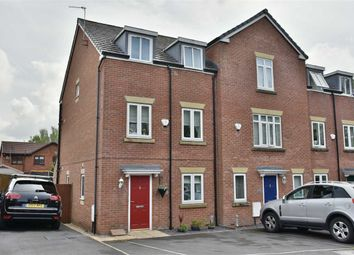 Thumbnail 4 bed town house for sale in Heathlea Gardens, Hindley Green, Wigan