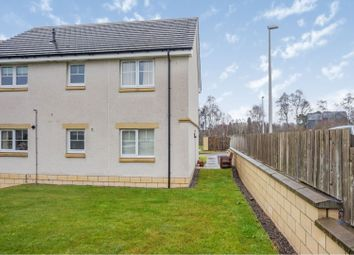Thumbnail 2 bed semi-detached house for sale in Oakwood Place, Inverness