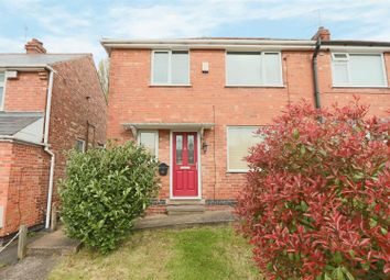 Thumbnail 2 bed semi-detached house for sale in Surgeys Lane, Arnold, Nottingham