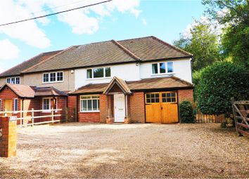 Thumbnail 3 bed semi-detached house for sale in Nuney Green, Reading