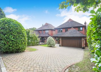 Thumbnail 4 bed detached house for sale in Borers Arms Road, Copthorne, Crawley