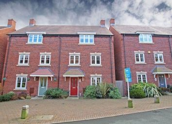 Thumbnail 3 bed semi-detached house for sale in Morley Walk, Church Gresley, Swadlincote