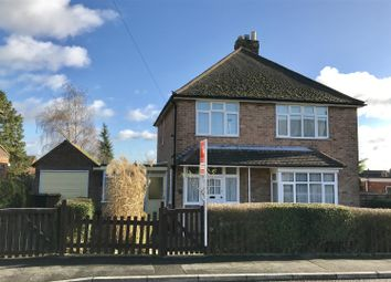Thumbnail 3 bed detached house for sale in Eastfield Avenue, Melton Mowbray
