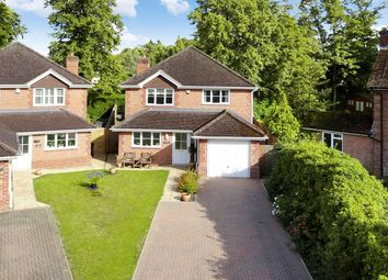 Thumbnail 4 bed detached house for sale in Gorselands, Newbury