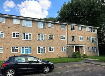 Thumbnail 3 bed flat to rent in Swallow Close, Staines