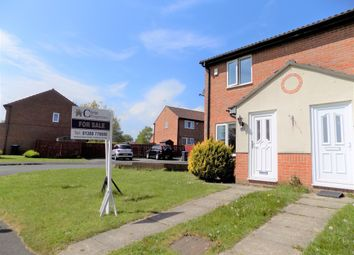 Thumbnail 2 bed semi-detached house for sale in Lisle Road, Newton Aycliffe