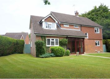 Thumbnail 4 bed detached house for sale in Kiln Close, Salisbury
