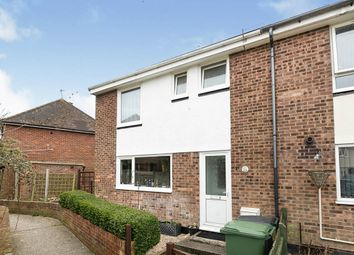 Thumbnail 3 bed end terrace house for sale in Henley Close, Rye, East Sussex