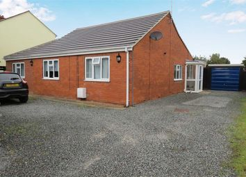 Thumbnail 3 bed detached bungalow for sale in Chapel Lane, Leasingham, Sleaford