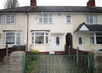 Thumbnail 2 bed terraced house to rent in Walton Road, Wednesbury