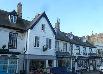 Thumbnail 1 bedroom flat to rent in High Street, Highworth