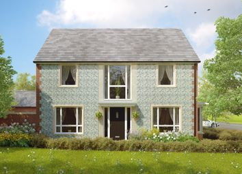"Thumbnail 4 bedroom detached house for sale in ""The Enford "" at Amesbury Road, Longhedge, Salisbury"
