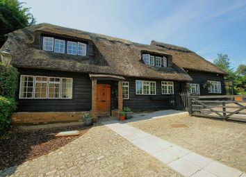 Thumbnail 4 bed detached house for sale in Green End, Braughing, Ware