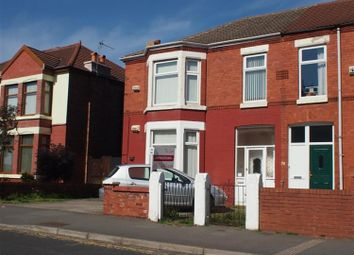 Thumbnail 2 bed flat to rent in Belvidere Road, Wallasey