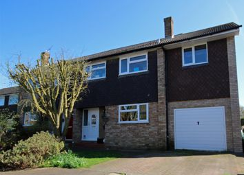 Thumbnail 4 bed property for sale in Marriotts Close, Haddenham, Aylesbury