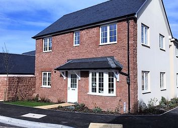 Thumbnail 3 bed detached house for sale in The Devoran, Castle Fields, Marsh Lane, Dunster, Somerset