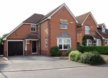 Thumbnail 4 bed detached house to rent in Gillercomb Close, West Bridgford, Nottingham