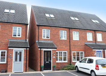 3 bed town house for sale in Westbridge Mews, Paddington, Warrington WA1
