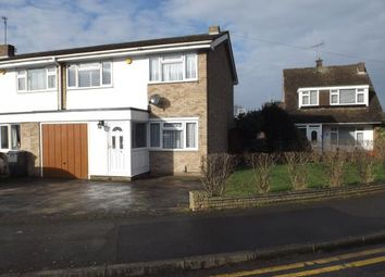 Thumbnail 3 bed end terrace house for sale in Hyde Way, Wickford