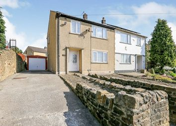 Thumbnail 3 bed semi-detached house for sale in West Lane, Keighley