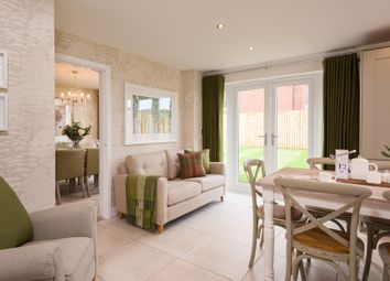 """Thumbnail 4 bed detached house for sale in """"Chelworth"""" at Yafforth Road, Northallerton"""