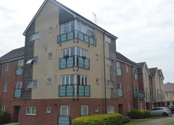 Thumbnail 2 bed flat to rent in Leyland Drive, Dunstable