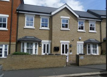 Thumbnail 1 bed flat to rent in Sutton Road, Watford