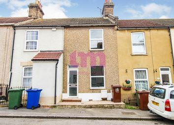 Thumbnail 2 bed terraced house for sale in Wood Street, Grays