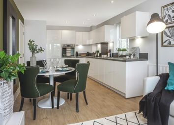 Thumbnail 1 bed flat for sale in Broadwater Gardens, London