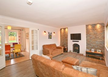 Thumbnail 4 bed detached house for sale in Bakers Close, Lingfield