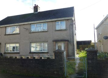 3 bed semi-detached house for sale in Park Avenue, Capel Hendre, Ammanford, Carmarthenshire. SA18