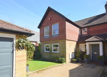 Thumbnail 3 bedroom end terrace house for sale in Woodland Way, Kingswood, Tadworth