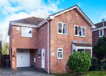Thumbnail 5 bed detached house for sale in Siskin Grove, Waterlooville