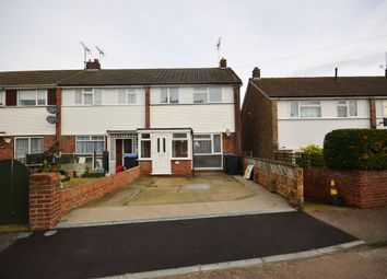 Thumbnail 3 bed terraced house to rent in Stephens Close, Ramsgate