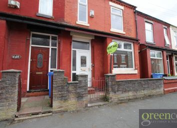 3 bed terraced house to rent in Welbeck Street, Manchester M18