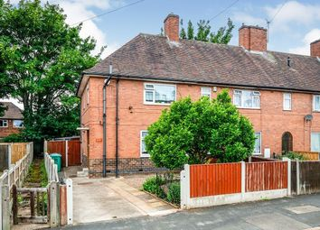 3 bed semi-detached house for sale in Frinton Road, Nottingham NG8