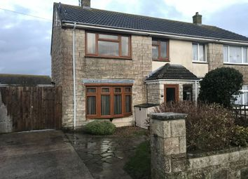 Thumbnail 3 bed semi-detached house for sale in Rex Lane, Chickerell, Weymouth