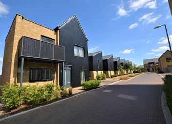 Thumbnail 3 bed detached house for sale in Sparrowhawk Way, Newhall, Harlow