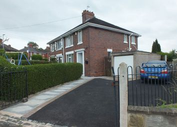 Thumbnail 3 bedroom semi-detached house to rent in Norris Road, Stoke-On-Trent