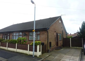 Thumbnail 2 bedroom semi-detached bungalow to rent in Renshaw Avenue, Eccles, Manchester